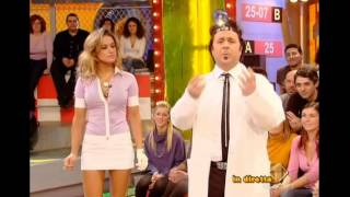 getlinkyoutube.com-Lola Ponce White Panties Upskirt