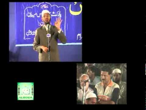 Dr. Zakir Naik Urdu Question and Answer-2/8