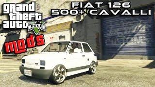 getlinkyoutube.com-GTA 5 MOD ITA - FIAT 126 DA 500+ CAVALLI !!! - GTA 5 MODS GAMEPLAY ITA