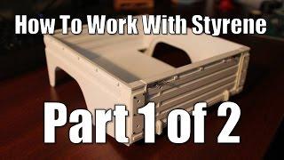 getlinkyoutube.com-How to Work With Styrene (Part 1 of 2)