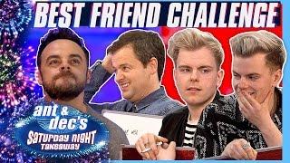 The Best Friend Challenge | Ant & Dec v NikiNSammy