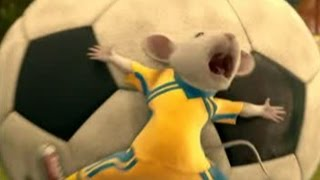 getlinkyoutube.com-Stuart Little 2 El partido de futbol