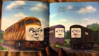 Thomas and Friends - Diesel 10 Means Trouble - Children's book READ ALOUD!