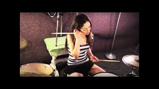 GREEN DAY - BASKET CASE - DRUM COVER BY MEYTAL COHEN