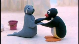 Pingu Goes Fishing