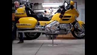 getlinkyoutube.com-Homemade Goldwing Hydraulic Lift