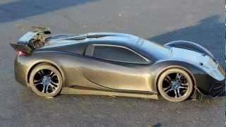 getlinkyoutube.com-AWESOME Traxxas XO-1 - The World's Fastest RTR RC