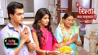 Naira Goes Back To Singhania House After Marriage   Pagphera Scene    Yeh Rishta Kya Kehlata Hai