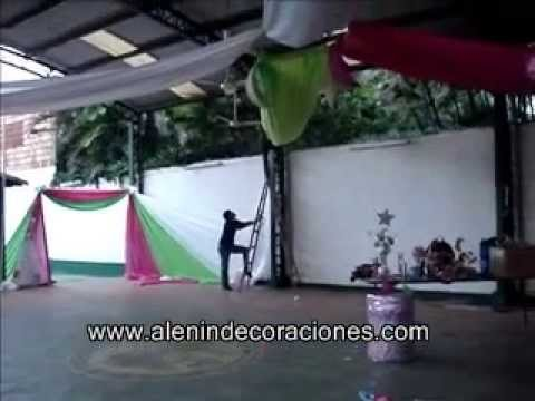 15 AÑOS - ALENIN DECORACIONES.wmv