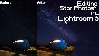getlinkyoutube.com-How to Edit Star Photos with Lightroom 5: Star Photography in Mongolia