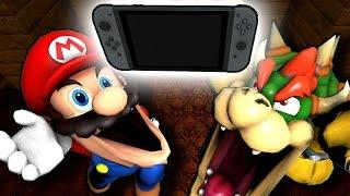 getlinkyoutube.com-SM64: Mario gets a Nintendo Switch!