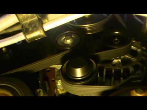 Moteur Peugeot 1l6 16V 110 cv TU5JP4 avec courroie accessoire bruit aigu