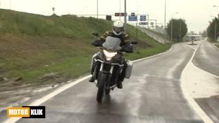 getlinkyoutube.com-Motortest: Honda VFR1200X Crosstourer DCT