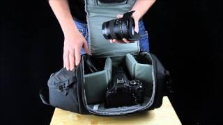 getlinkyoutube.com-What's In MY Lowepro Slingshot Aw 200 Bag