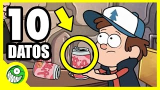 getlinkyoutube.com-10 curiosidades sobre GRAVITY FALLS (Disney)