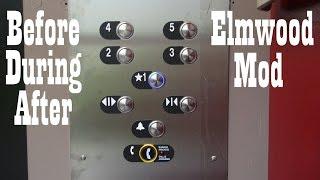 getlinkyoutube.com-Elmwood Park Garage Elevator: Before During and After the Mod