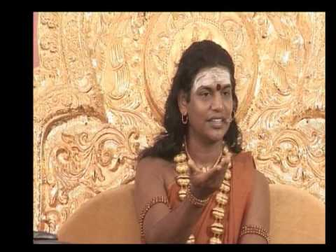 I Had No Pain During Amputation!: Nithyananda Devotee