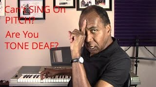 getlinkyoutube.com-How To Singing On Pitch - You're NOT Tone Deaf - Roger Burnley Voice Studio - Tone Deafness