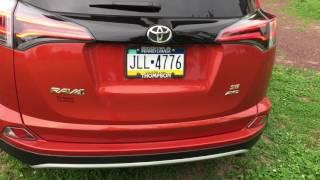 getlinkyoutube.com-My New 2016 Toyota RAV4 SE!!!