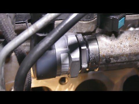 Особенности демонтажа DRV — клапана регулировки давления топлива в рейле на Kia Sorento 2.5