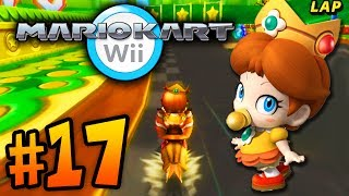 """CHEATER RAGE QUITS!"" - Ali-A Plays - Mario Kart Wii #17!"