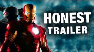 getlinkyoutube.com-Honest Trailers - Iron Man 2