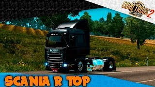 getlinkyoutube.com-Euro Truck Simulator 2-Mod- Scania R Top