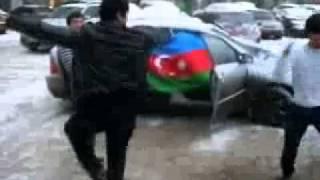 getlinkyoutube.com-Лезгинка асссса Азербайджанцы от души танцуют