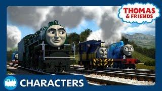 getlinkyoutube.com-A Friendly Farewell To Sam and Logan | Thomas & Friends