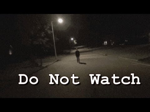 Slenderman In Real Life