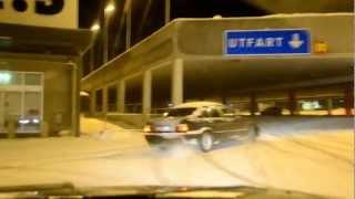 getlinkyoutube.com-Winter Drifting in Sweden - BMW 323i
