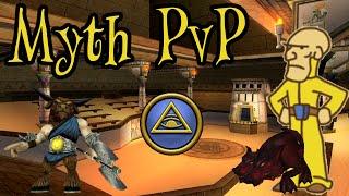 getlinkyoutube.com-Wizard101: Myth PvP | Ep. 1 - Learning & Noob Minion w/ Ian OwlSword