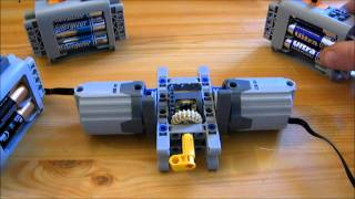 getlinkyoutube.com-Lego : How To Test Different Battery Box By Nico71
