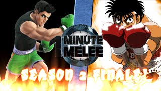 getlinkyoutube.com-One Minute Melee   Little Mac vs Makunouchi Ippo [SEASON 2 FINALE FULL VERSION!]