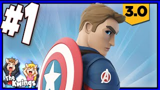 getlinkyoutube.com-Disney Infinity 3.0 - Marvel Battlegrounds (Story) Walkthrough Part 1 Brooklyn!