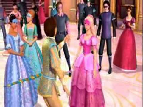 Barbie e as Tres Mosqueteiras:Erros de gravação!