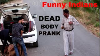 Latest funny video | Dead body Prank | Funny indian video | Pyscho prank | New Whatsapp Funny Video