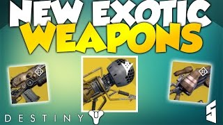 getlinkyoutube.com-Destiny: NEW Exotic Weapon?! Dubious Volley Launcher!
