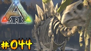 ARK #044 Skelettdinos [Deutsch/HD]