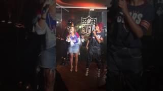 "getlinkyoutube.com-Adrienne Bailon and Keke Palmer Karaoke to Brandy & Monica's ""That Boy is Mine"""