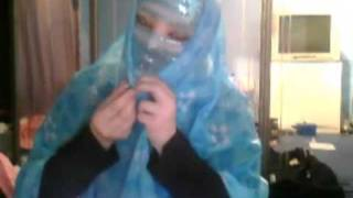 getlinkyoutube.com-Hijjab and niqab style by Naheed