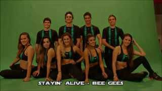 getlinkyoutube.com-Bailes del Equipo Verde - 1G Combate