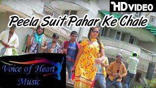 New Harynvisong 2016 Peela Suit Pahar Ke Chale Manjeet Rangi, Samita Thakur Haryanvi DJ Song width=