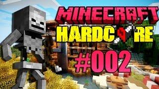getlinkyoutube.com-UNA VILLA MAESTOSA! - Minecraft Hardcore S2 ITA Ep.2