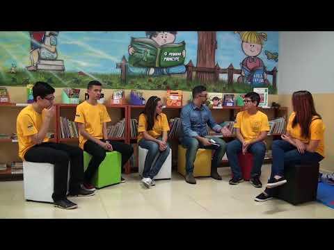 Entrevista com alunos