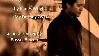 Kung Hindi Ikaw - James Wright (My Destiny OST) (Rossel Biazon acoustic cover)
