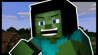 Minecraft Dreams - THE WALKING DEAD! [Part 2] | Custom Roleplay w/ Samgladiator