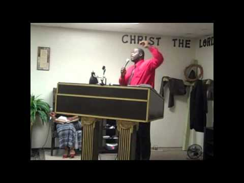 Pastor Harvey Williams Living The Word Church newness of life part5