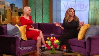 getlinkyoutube.com-The Wendy Williams Show - Interview with Amber Rose (2014)
