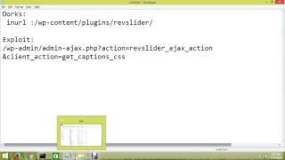 getlinkyoutube.com-Revolution Slider WP Exploit
